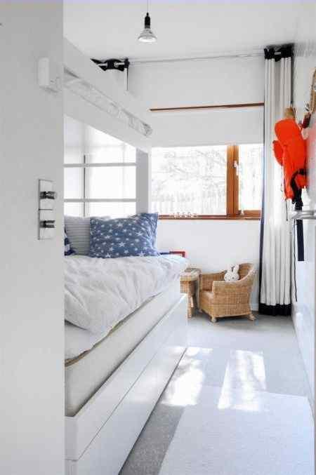 Decoración habitación moderna y contemporánea