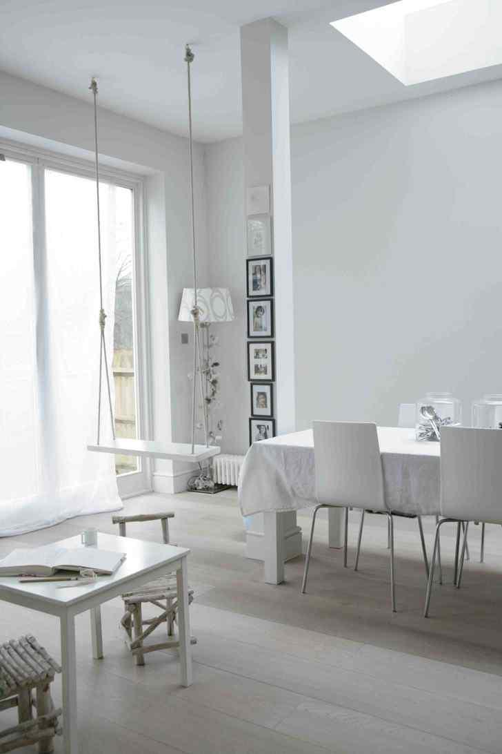 Decoración de interiores de casas modernas 1