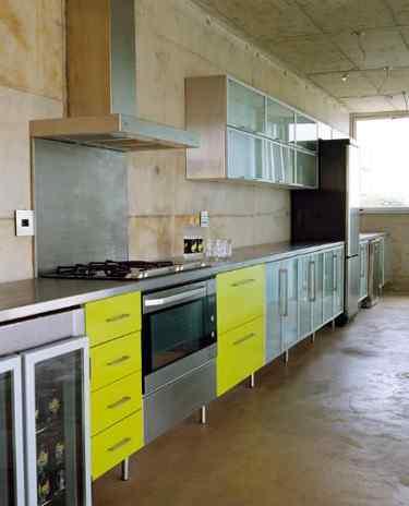 Cocinas de estilo industrial