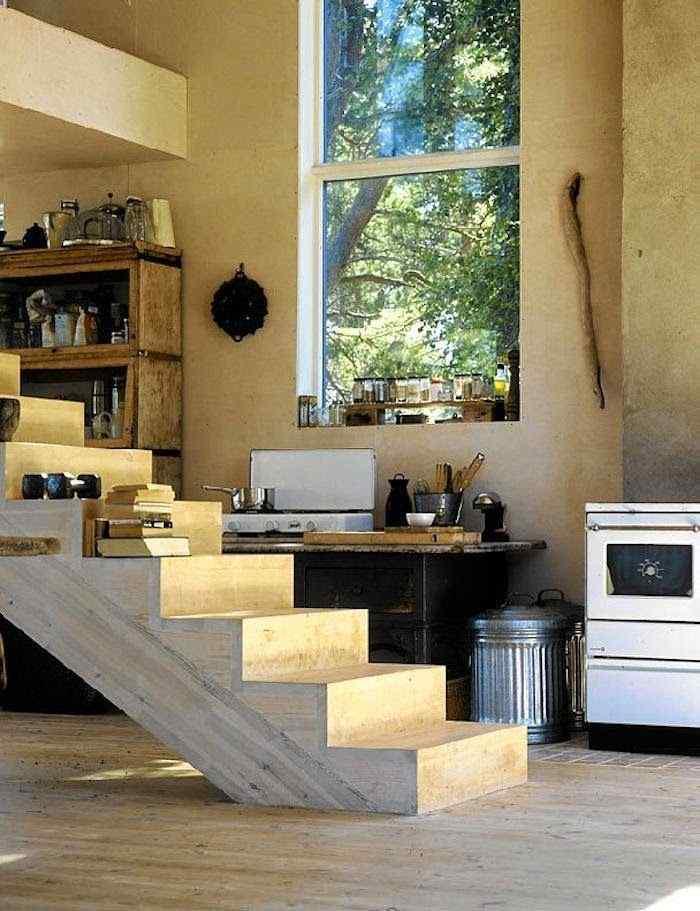 Decoración de casas pequeñas: cabaña de estilo rústico en Suecia 5