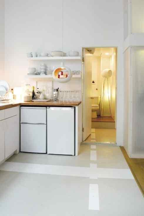 Monoambiente estilo loft 1