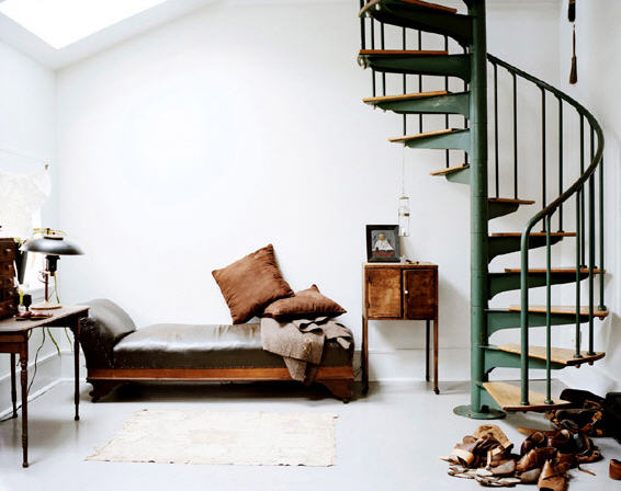 Fotografías de interiores de Ditte Isager 2