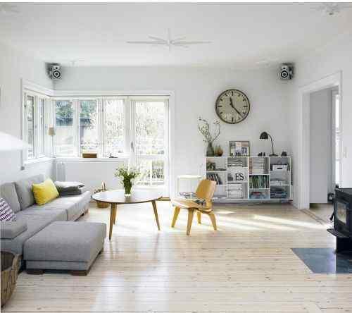 Interiores escandinavos