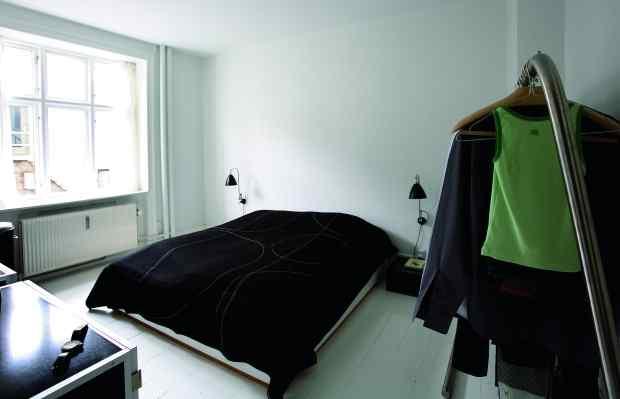 Departamento minimalista de 2 ambientes en clave masculina 10