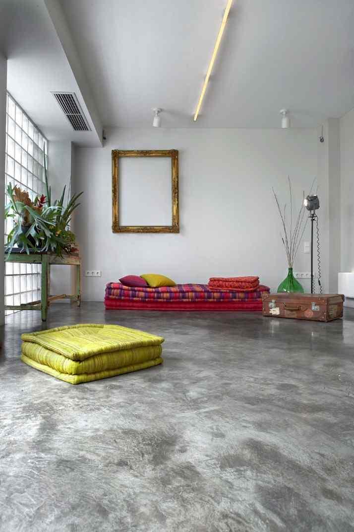 Garaje transformado en casa 5