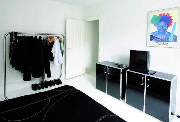 Departamento minimalista de 2 ambientes en clave masculina 9