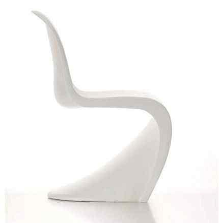 Silla Panton en color blanco