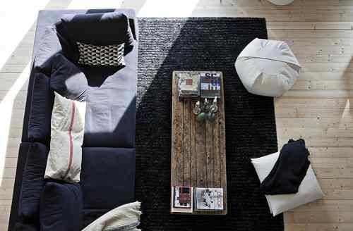 Decoración de casas: interiores en estilo moderno nórdico 2