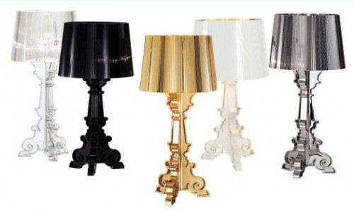 Lámpara de sobremesa Bourgie - Kartell