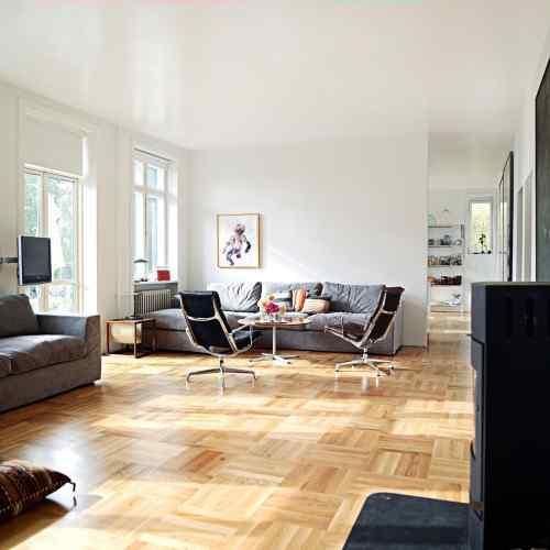 Reciclaje de casas interiores modernos 1