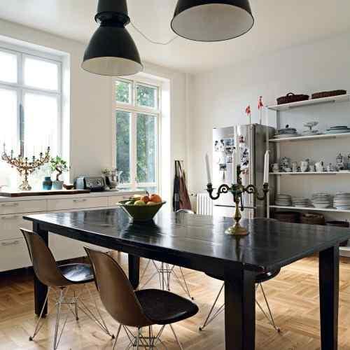 Reciclaje de casas interiores modernos 11