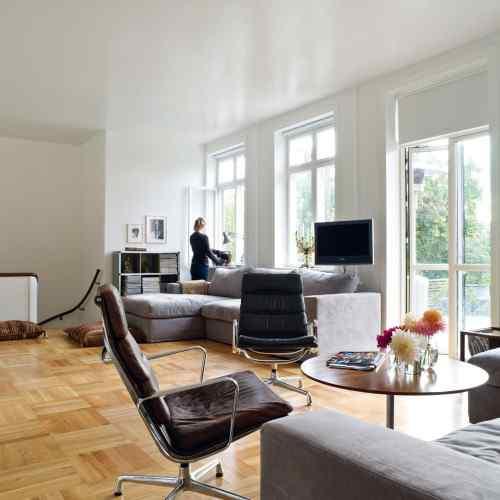 Reciclaje de casas interiores modernos 2