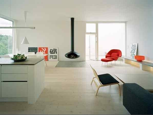 Decoraci n de casas modernas y minimalistas casa nro 5 for Casa minimalista uy