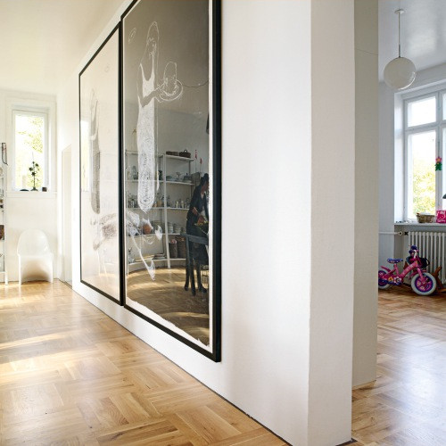 Reciclaje de casas interiores modernos 6