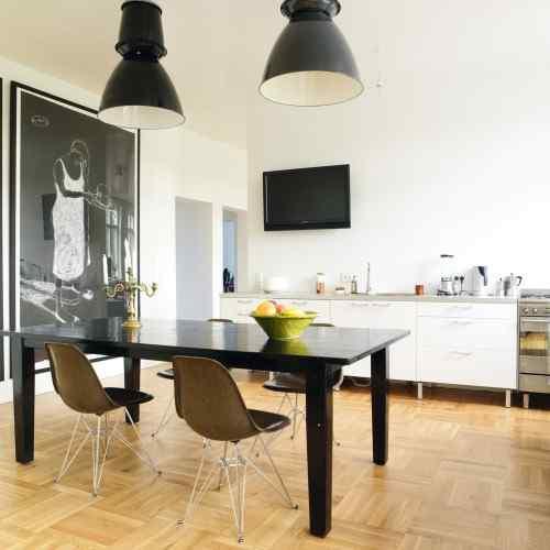 Reciclaje de casas interiores modernos 8