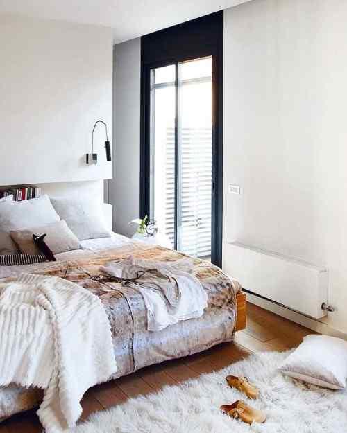 Clásica casa de estilo muy actual en Barcelona