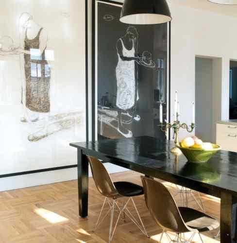 Reciclaje de casas interiores modernos 9