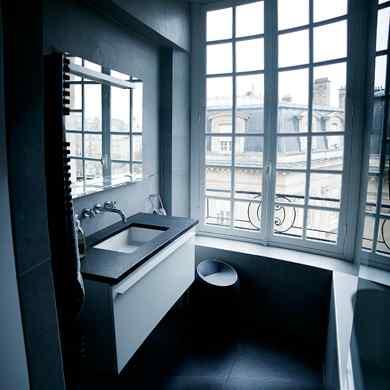 Reforma departamento clásico para convertirlo en loft