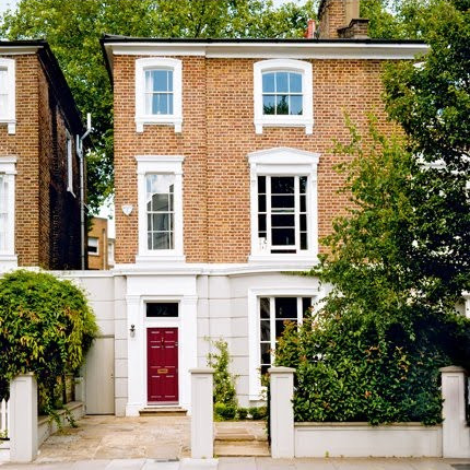 Estilo ingles, casa en Notting Hill