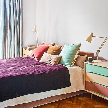 Habitación estilo ingles, casa en Notting Hill