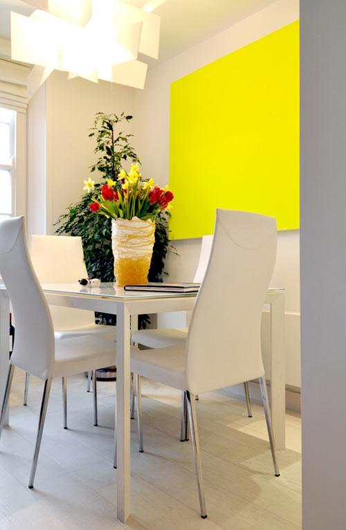 3 ambientes modernos, comedor