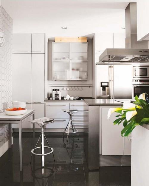 Cocina moderna hogar Madrid