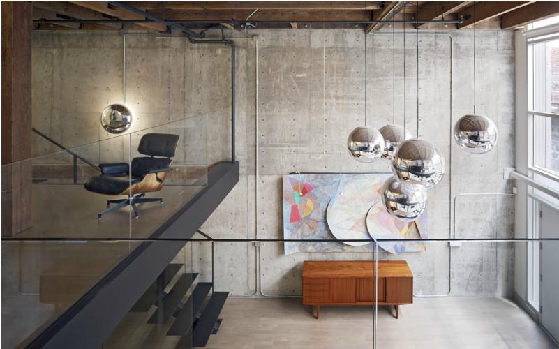 Superior  Que Es El Diseno De Interiores #4: Interiores-modernos-oriental-warehouse-loft-5.jpg