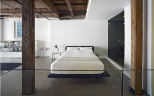 Loft moderno habitacion