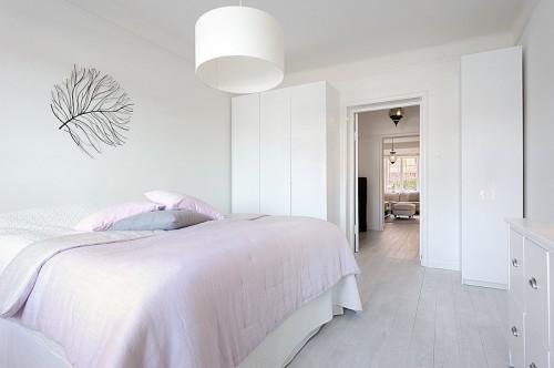 Decoracion dormitorio apartamento moderno