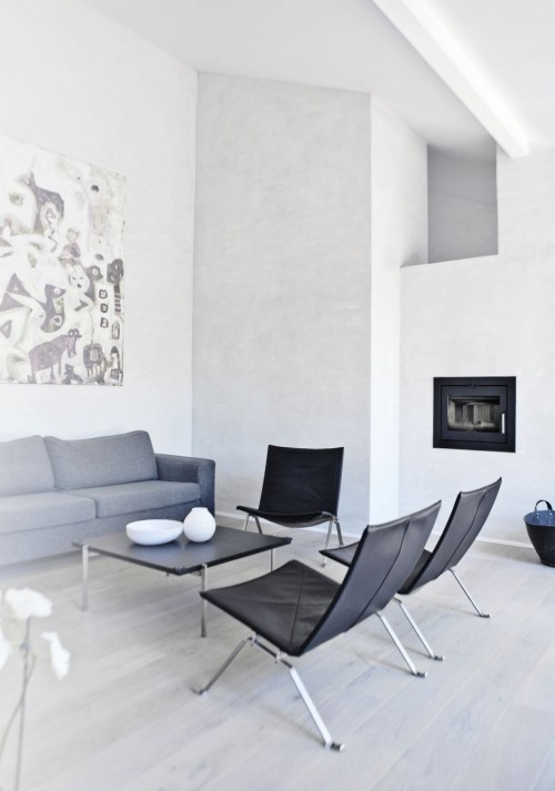 Decoracion de casas minimalistas 8