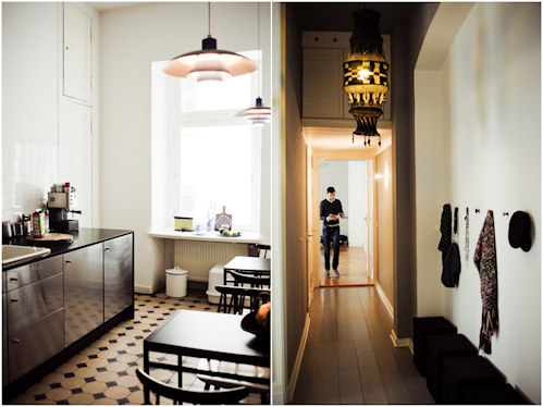 Departamento con muebles de dise o cl sico modernos for Diseno de interiores departamentos modernos