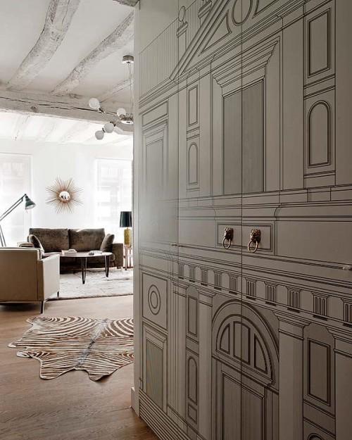 Detalle decorativo armario