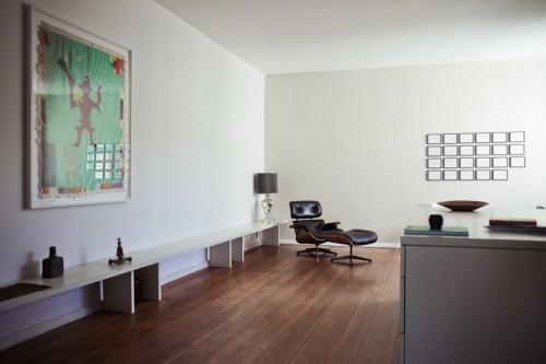departamentos con decoración moderna