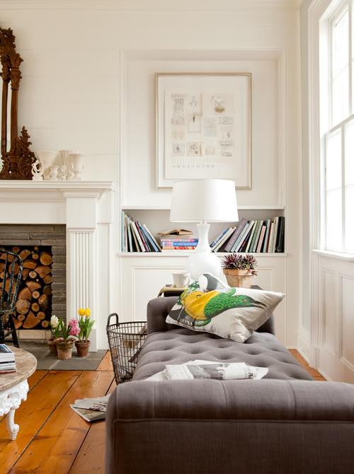 Casa de campo con muebles r sticos cl sicos y modernos - Casas de muebles ...