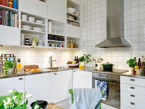 Cocina de diseño sencillo