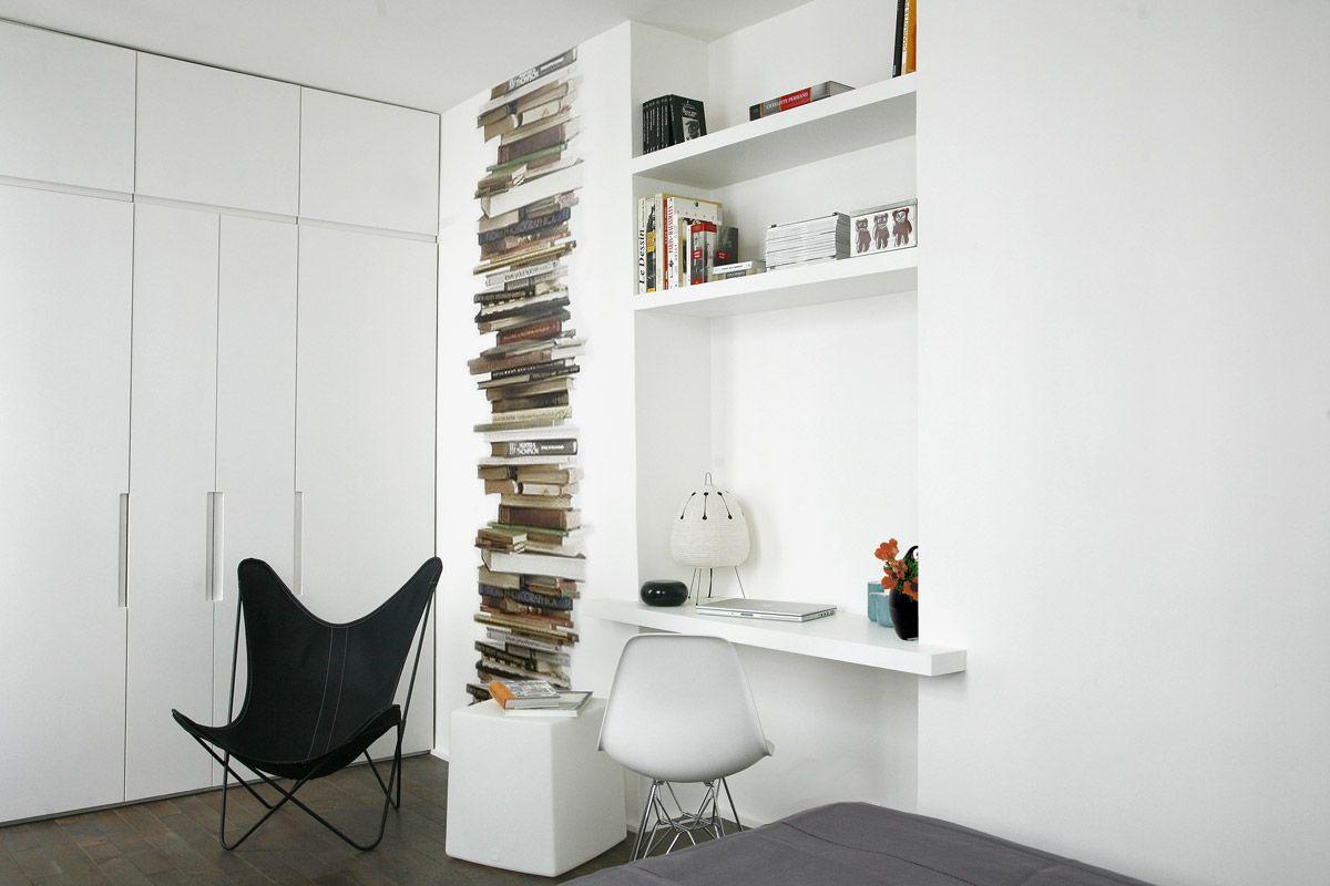 Monoambientes modernos maximizar el espacio con estilo for Cocinas en espacios reducidos fotos