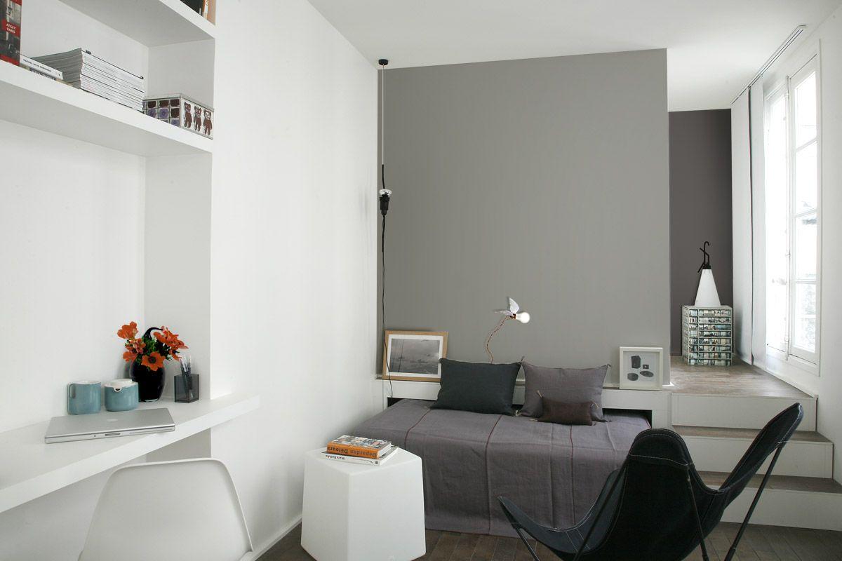 Monoambientes modernos maximizar el espacio con estilo for Decoracion de interiores estilo moderno