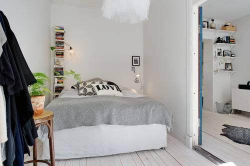 Dormitorio pequeño 4