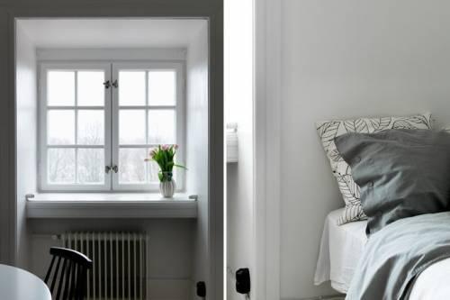 Departamento pequeño con decoración sencilla
