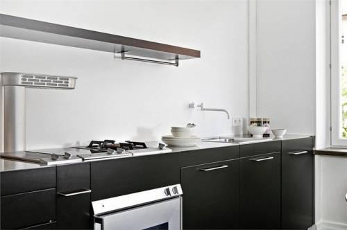 Cocina moderna monoambiente 2
