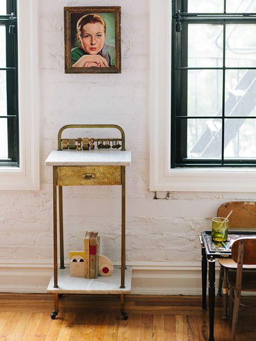 Decoracion departamentos vintage