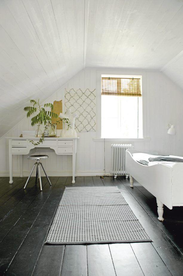 Casa de estilo nórdico con acentos rústicos 6