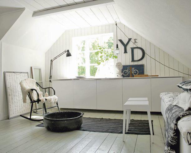 Casa de estilo nórdico con acentos rústicos 5