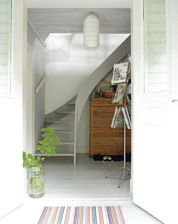 Casa de estilo nórdico con acentos rústicos 9