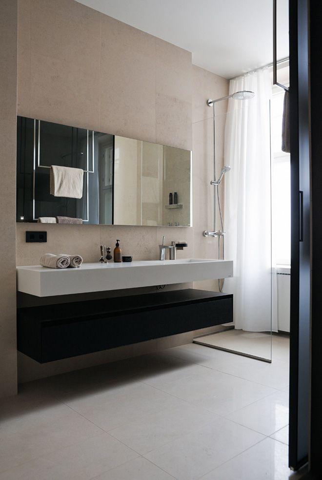 Departamento con diseño de interiores contemporáneo 10