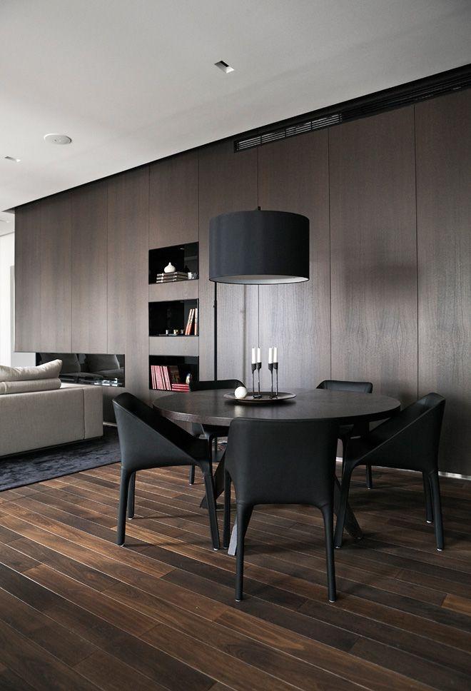 Departamento con diseño de interiores contemporáneo 3