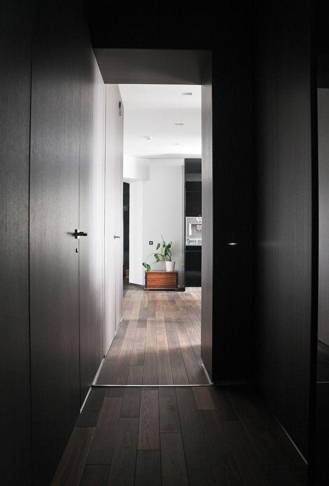 Departamento con diseño de interiores contemporáneo 4