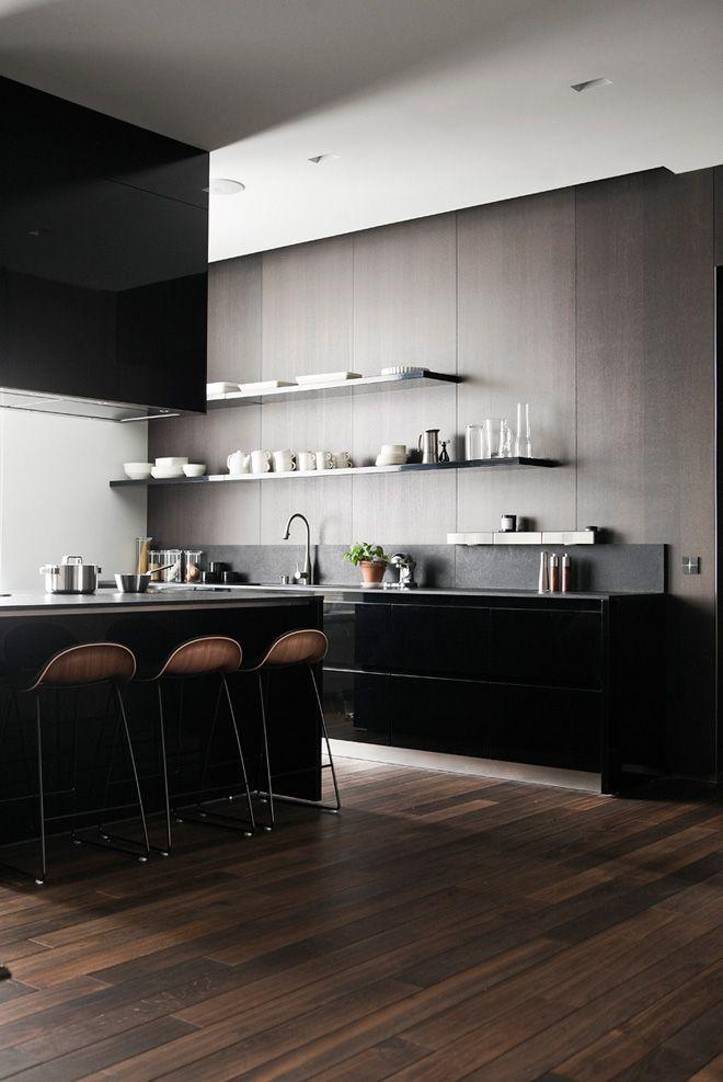 Departamento con diseño de interiores contemporáneo 6