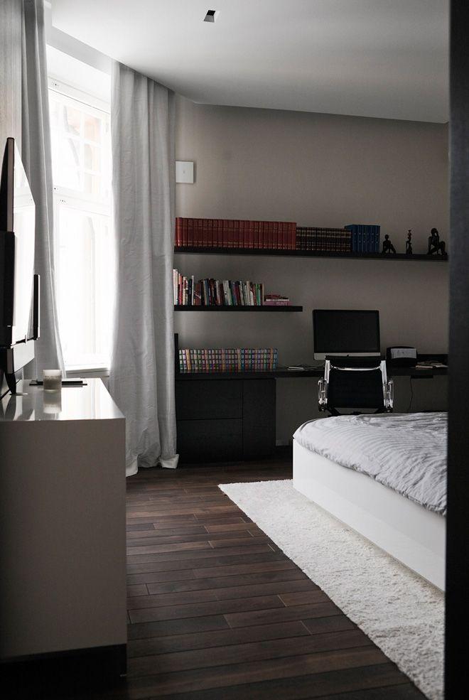 Departamento con diseño de interiores contemporáneo 7