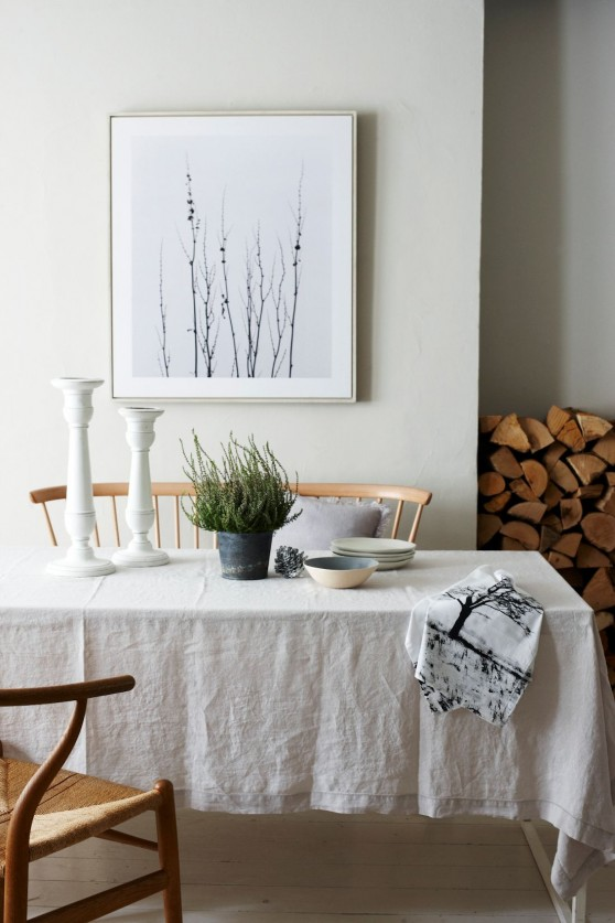 Interiores en estilo nórdico